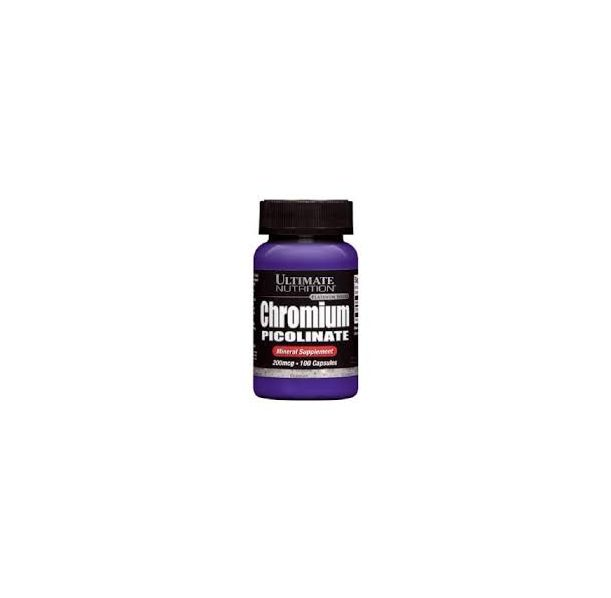 Ultimate Nutrition - Chromium Picolinate / 100 caps