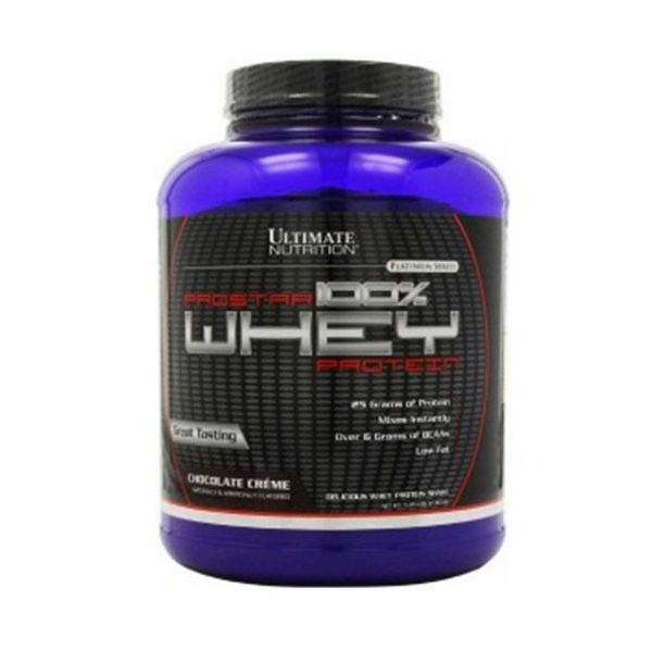 Ultimate Nutrition Prostar Whey / 2390 гр