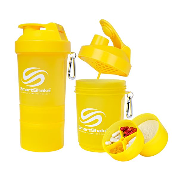 Smart Shake - Neon Yellow / 600ml.​