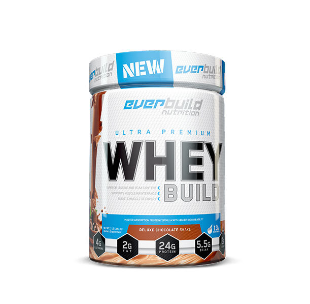 EVERBUILD Ultra Premium Whey Build / 454 гр.