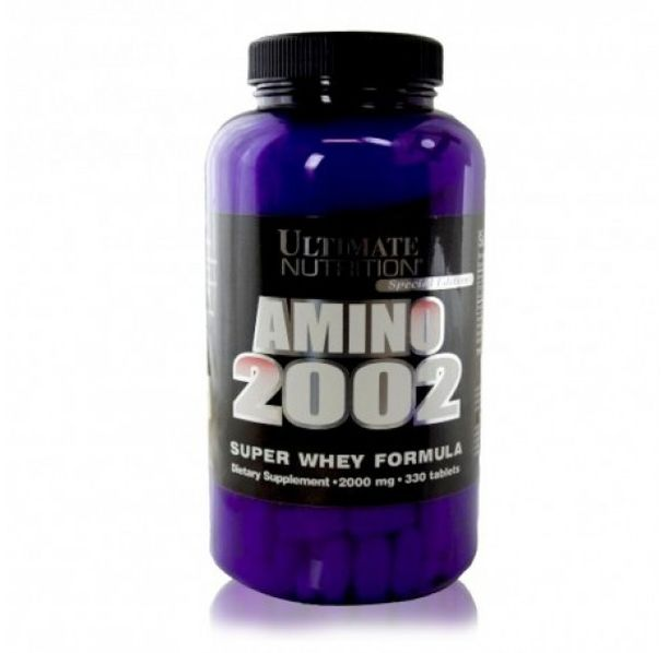 Ultimate Nutrition - Amino 2002 / 330 tabs.