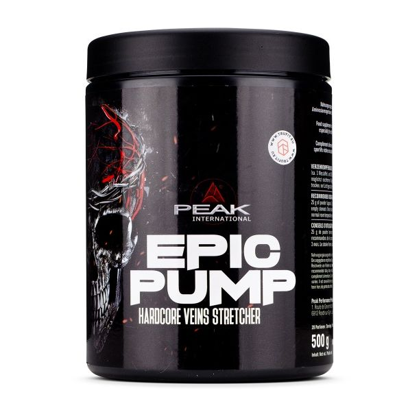 Peak - Epic Pump / 500gr