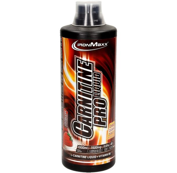 IronMaxx - Carnitine Pro Liquid / 1000ml.