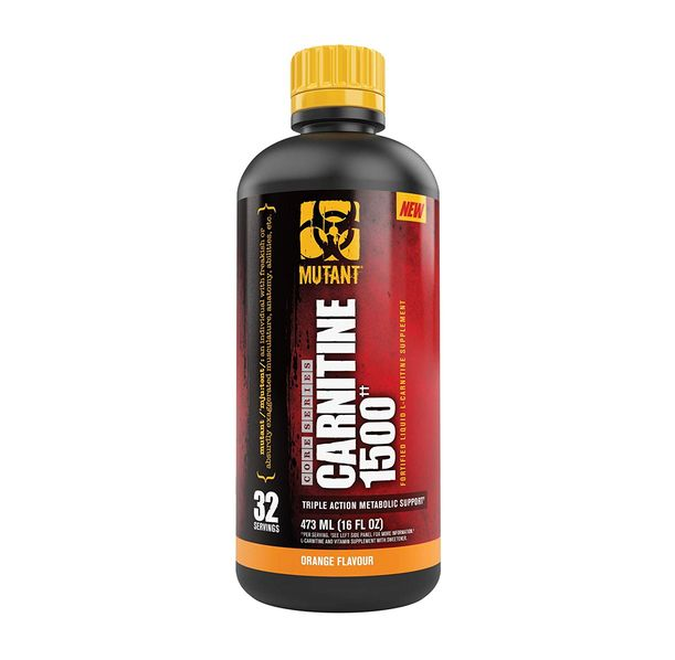Mutant  -Liquid Carnitine 1500 / 473ml.
