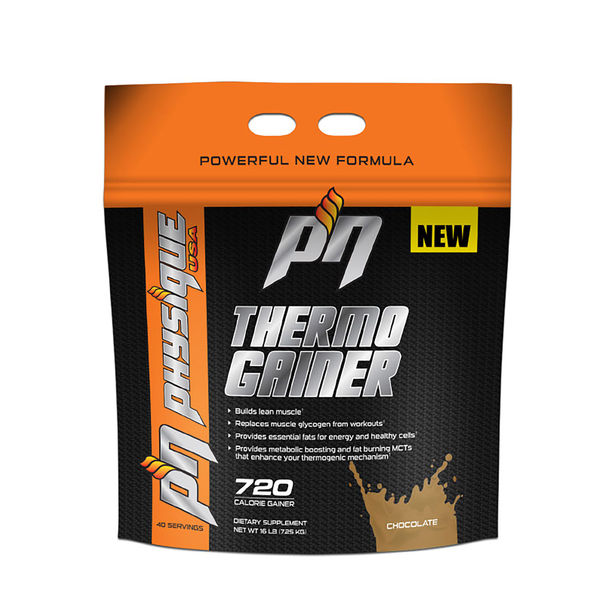 PHYSIQUE NUTRITION Thermo Gainer / 7250 гр.