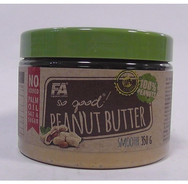 FA Nutrition - So Good! Peanut Butter (Smooth) / 350gr.