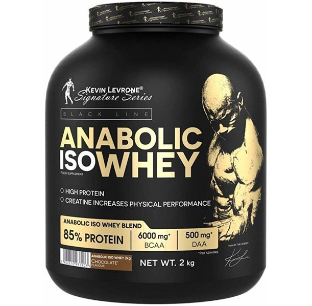 Kevin Levrone Black Line / Anabolic ISO Whey - 2000гр.