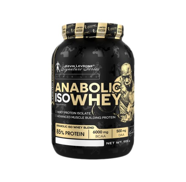 Kevin Levrone Black Line / Anabolic ISO Whey - 908гр.​