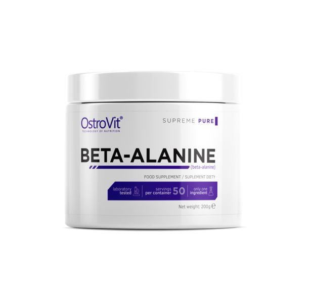 Ostrovit - Beta Alanine Powder / 200gr.