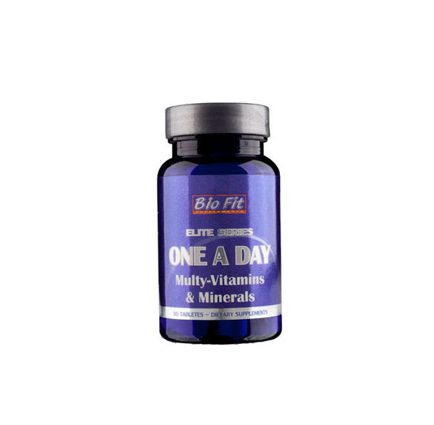 Bio Fit - One-A-Day / 30 tabs.