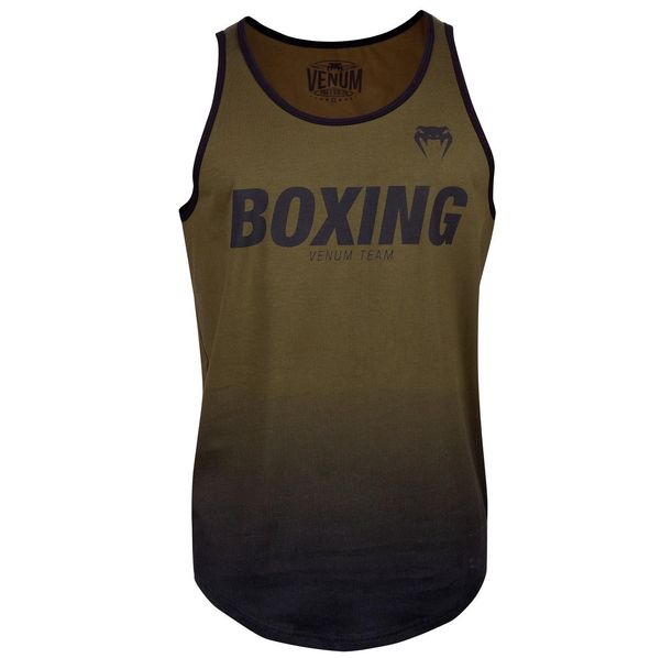 Потник - Venum Boxing VT Tank Top - Khaki/Black