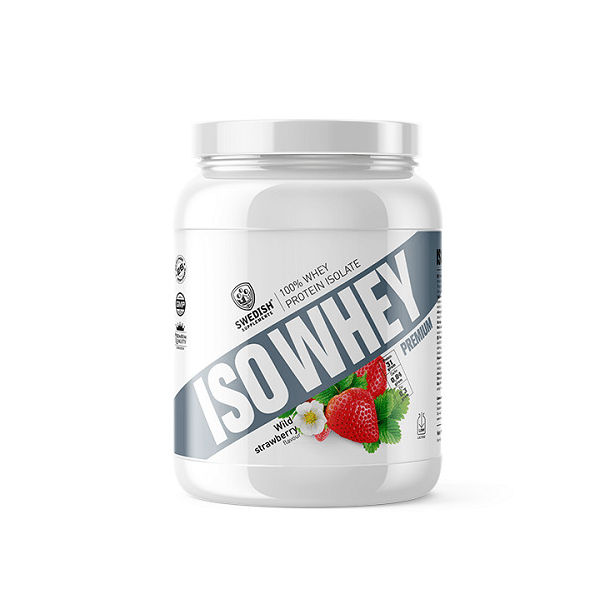 SWEDISH Supplements - ISO Whey / Premium Isolate Protein