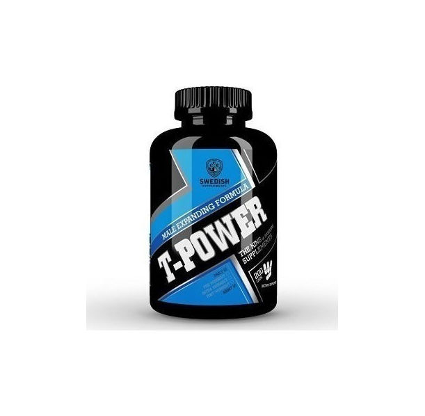 SWEDISH Supplements - T-Power​