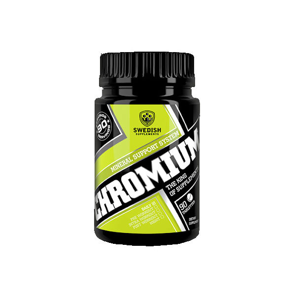 SWEDISH Supplements - Chromium