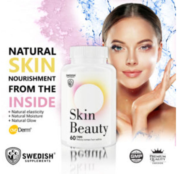 SWEDISH Supplements - Skin Beauty