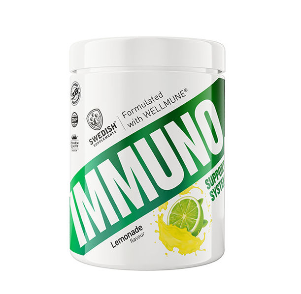 SWEDISH Supplements - Immuno Support System