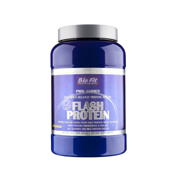 Bio Fit - Flash Protein / 908 gr.