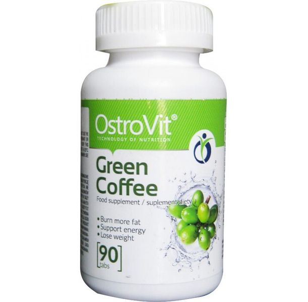 OstroVit - Green Coffee / 90 tab