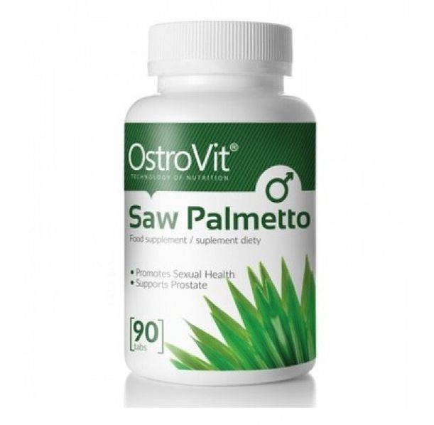 OstroVit - Saw Palmetto 1000 mg / 90 tab