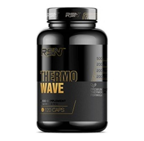 RSN - Thermo Wave / Premium Thermogenic Burner - 120caps.