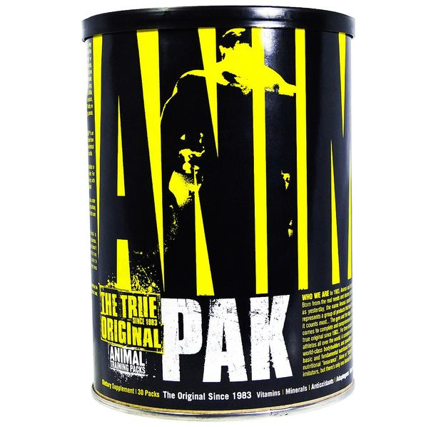 UNIVERSAL ANIMAL - Animal Pak / 30 Packs