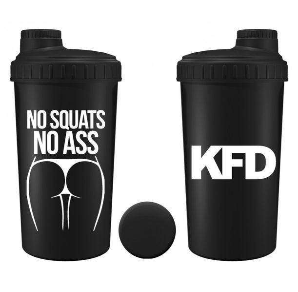 KFD Shaker - No Squats No Ass