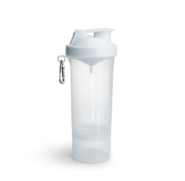 Smart Shake Slim Pure White / 500ml. ​