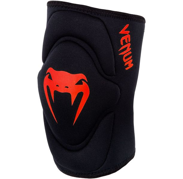 Наколенки - Venum Kontact Gel Knee Pad - Black/Red
