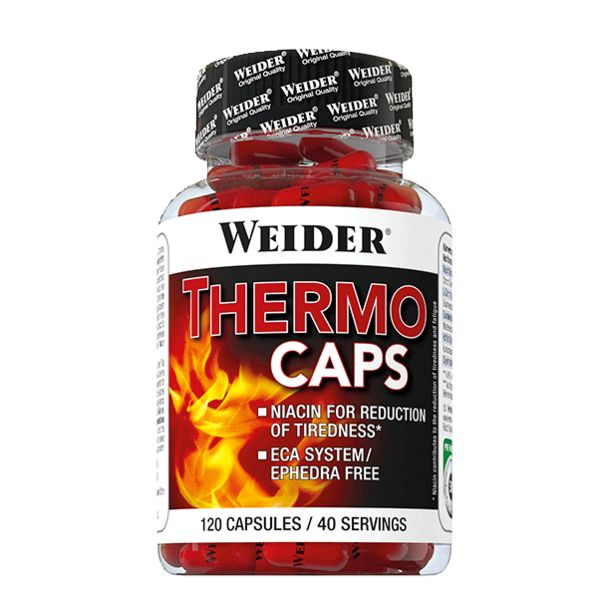 Weider -  Thermo Caps  / 120 caps