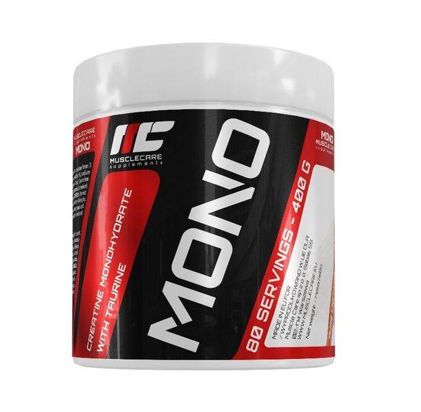 Muscle Care - Creatine Mono / 400g