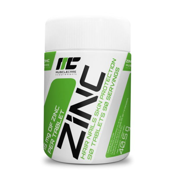 Muscle Care - Zinc / 90 tab