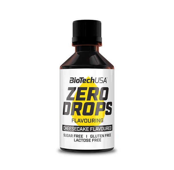 BIOTECH USA Zero Drops / 50 ml