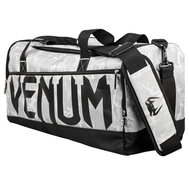 Спортен Сак - Venum Sparring Sport Bag - White/Camo