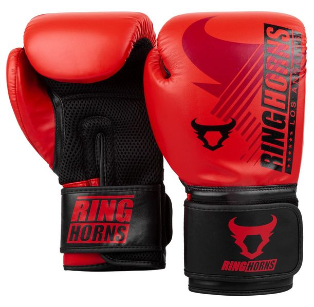 Боксови Ръкавици - Ringhorns Charger MX Boxing Gloves - Red/Black