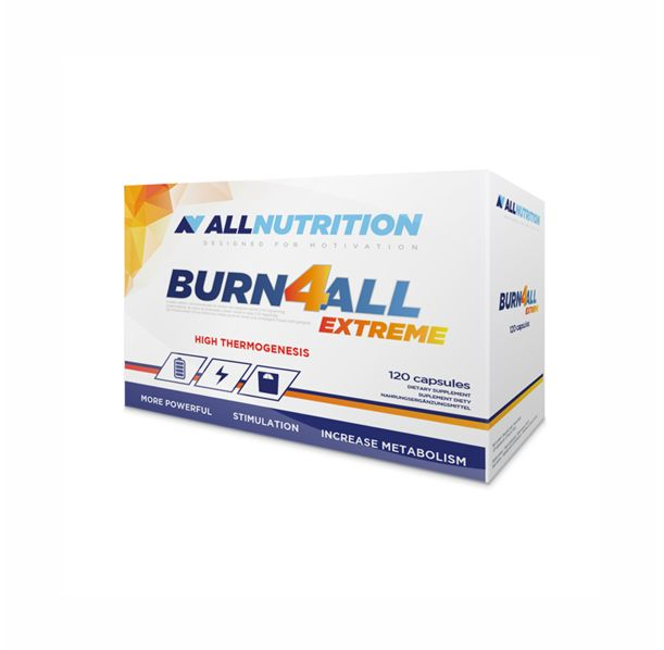 Allnutrition Burn4All Extreme