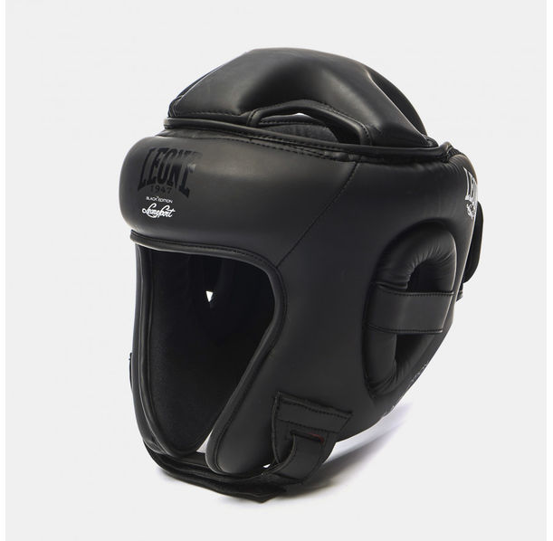 Leone - BLACK EDITION HEADGEAR CS431 / Black