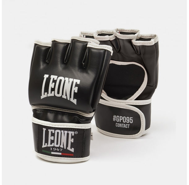 Leone - CONTACT MMA Gloves GP095 - Black