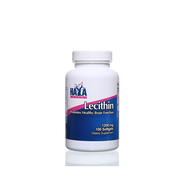 Haya Labs - Lecithin 1,200mg / 100 softgel caps