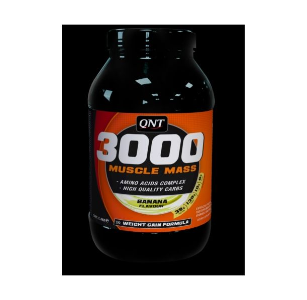 QNT - Weight Gain 3000 / 4500 gr.