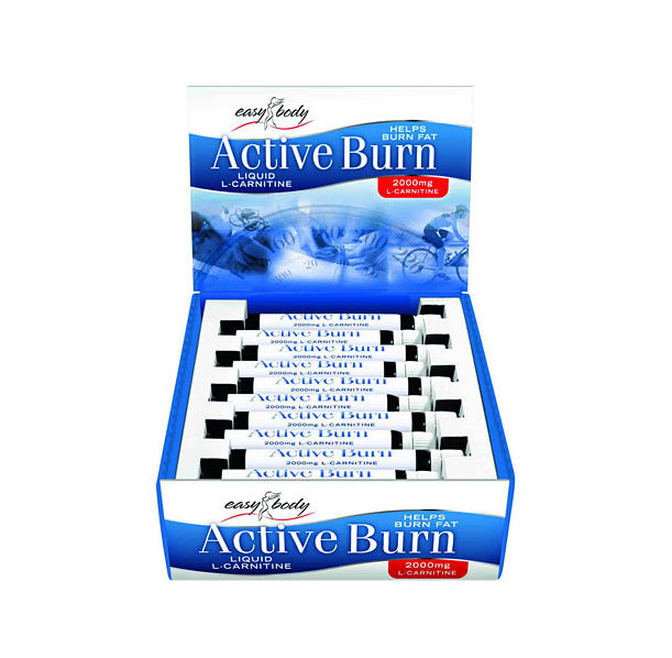 QNT - Easybody Active Burn / 20x25 ml.