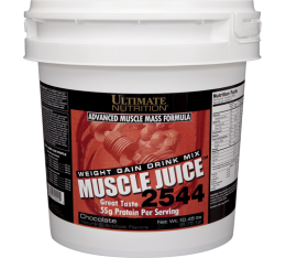 Ultimate Nutrition Muscle Juice® 2544 / 2250 гр.​