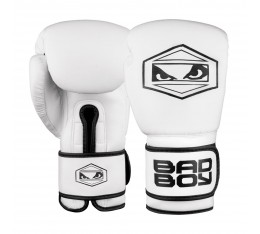 Боксови Ръкавици - BAD BOY STRIKE BOXING GLOVES / White​