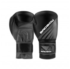 Боксови Ръкавици - Bad Boy Training Series Impact Boxing Gloves - Black/Grey ​