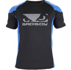 Тениска - BAD BOY PERFORMANCE WALKOUT 2.0 T-SHIRT / Black / Blue​