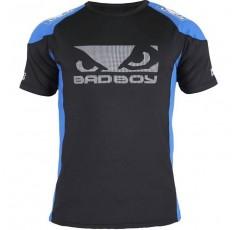 Тениска - BAD BOY PERFORMANCE WALKOUT 2.0 T-SHIRT / Black / Blue