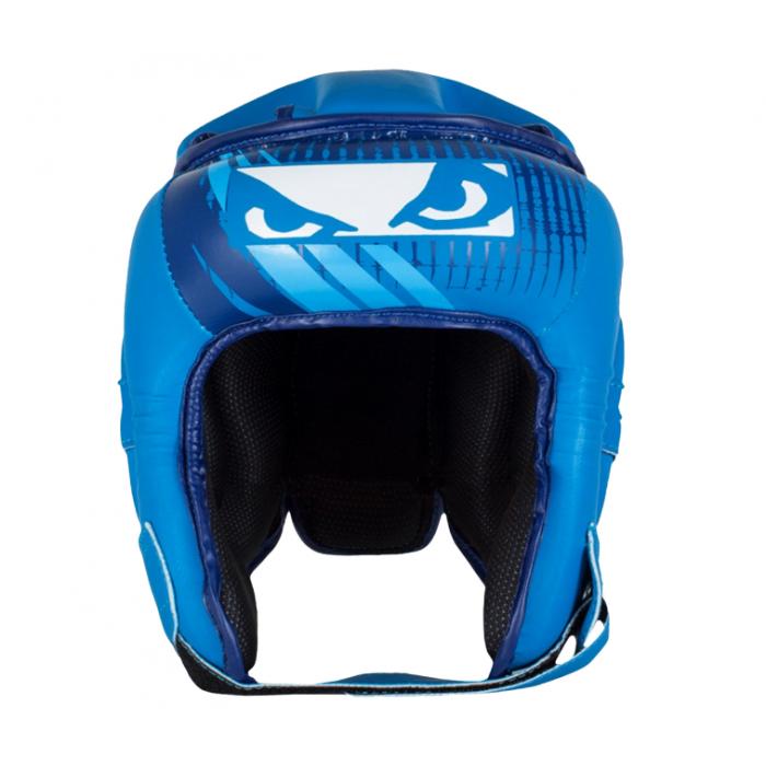 Протектор за глава /КАСКА/ -  Bad Boy Accelerate Youth Head Guard - Blue