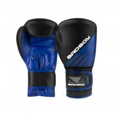 Боксови Ръкавици - Bad Boy Training Series Impact Boxing Gloves - Black/Blue ​