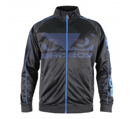Яке - BAD BOY ALL AROUND TRACK JACKET  Black / Blue​