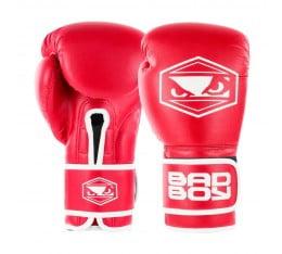 Боксови Ръкавици - BAD BOY STRIKE BOXING GLOVES / Red Боксови ръкавици