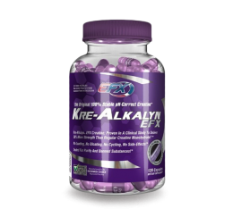ALL AMERICAN EFX Kre-Alkalyn / 120 caps.​